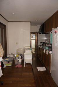 キッチンbefore2