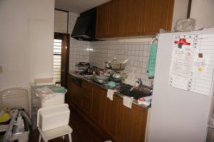 キッチンbefore1